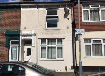 Thumbnail 2 bed terraced house to rent in Bevis Road, Portsmouth