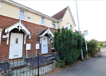Thumbnail 2 bed terraced house to rent in Drake Road, Chafford Hundred, Grays