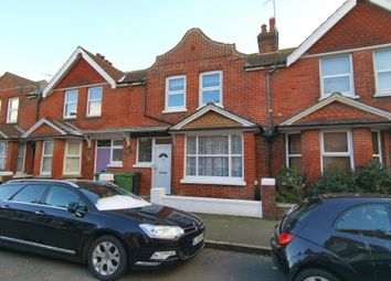 Thumbnail 3 bed terraced house for sale in Willowfield Road, Eastbourne, East Sussex