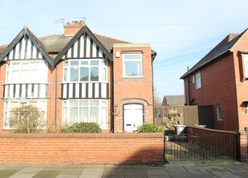 Thumbnail 3 bedroom semi-detached house for sale in Clumber Road, Bell-Vue, Doncaster