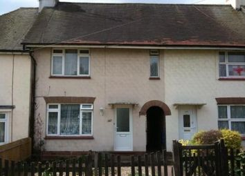 Thumbnail 3 bedroom terraced house to rent in Henshaw Road, Wellingborough
