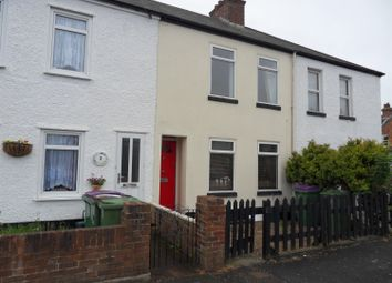 Thumbnail 3 bed terraced house for sale in Waterloo Road, Cheriton, Folkestone, Kent