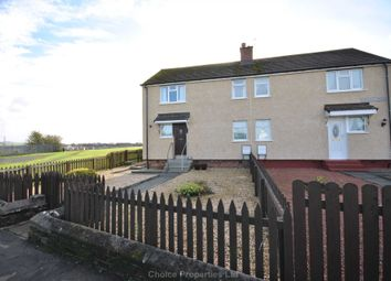 Thumbnail 3 bed semi-detached house for sale in Cessnock Road, Hurlford