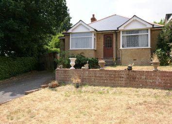 Thumbnail 2 bed detached bungalow for sale in Blandford Road, Corfe Mullen, Wimborne