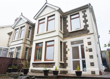 Thumbnail 3 bed semi-detached house for sale in Main Road, Maesycwmmer