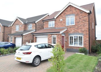 Thumbnail 3 bedroom detached house for sale in Ennerdale Lane, Scunthorpe