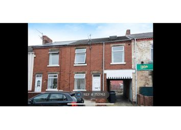 Thumbnail 3 bed terraced house to rent in Burnell Street, Brimington, Chesterfield
