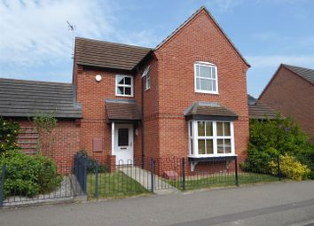 Thumbnail 3 bedroom detached house for sale in West Lake Avenue, Hampton Vale, Peterborough