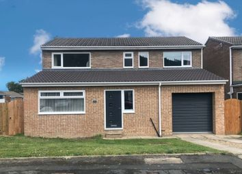 Thumbnail 4 bed detached house for sale in Lealholm Way, Guisborough
