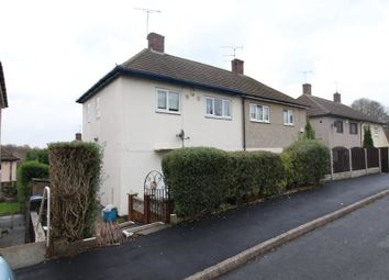 Thumbnail 3 bedroom semi-detached house for sale in New Cross Drive, Woodhouse, Sheffield