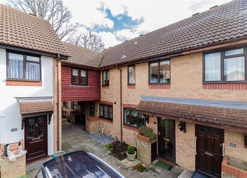 Thumbnail 3 bed terraced house for sale in Boscombe Road, Worcester Park, Surrey