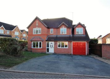 Thumbnail 5 bed detached house for sale in Cumbria Grange, Gamston