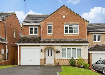 Thumbnail 4 bed detached house for sale in Wells Close, Rugeley