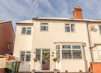 Thumbnail 4 bedroom semi-detached house for sale in Sherbourne Crescent, Coventry, West Midlands