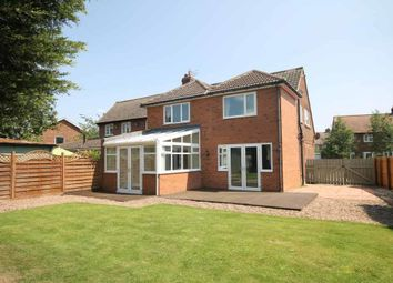 Thumbnail 4 bed semi-detached house for sale in Thornhill Road, Ponteland, Newcastle Upon Tyne