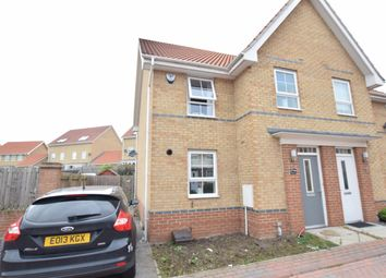 Thumbnail 3 bed semi-detached house for sale in Osprey Drive, Scunthorpe