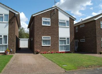 Thumbnail 4 bed detached house for sale in Barnstaple Close, Abington Vale, Northampton