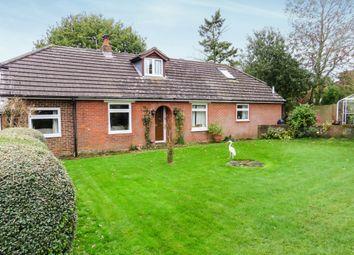 Thumbnail 5 bedroom detached house for sale in Kiln Lane, Braishfield, Romsey