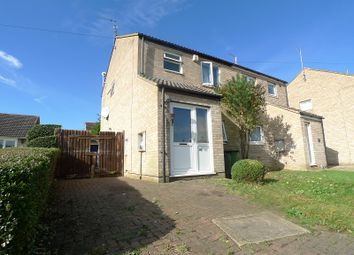 Thumbnail 3 bedroom semi-detached house for sale in Shire Grove, Peterborough, Cambridgeshire.