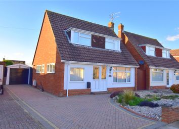 Thumbnail 4 bed detached house for sale in Silverdale Drive, Sompting, West Sussex