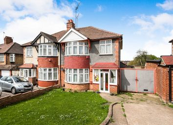 4 bed semi-detached house for sale in Tolworth Rise North, Tolworth, Surbiton KT5