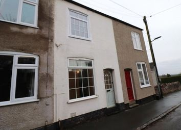 Thumbnail 1 bed terraced house for sale in The Green, Markfield