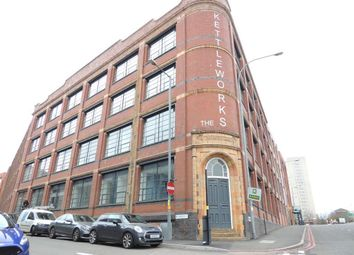Thumbnail 1 bed flat to rent in 126 Pope Street, Birmingham