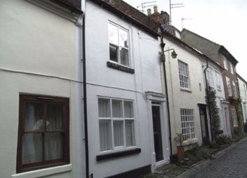 Thumbnail 2 bed terraced house to rent in Manor House Mews, High Street, Yarm