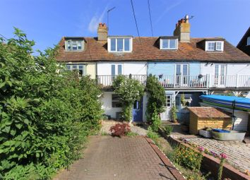 Thumbnail 3 bed terraced house for sale in Island Wall, Whitstable