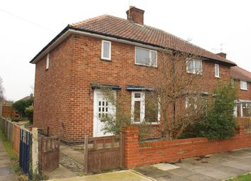 Thumbnail 2 bed detached house to rent in Lerecroft Road, York, North Yorkshire