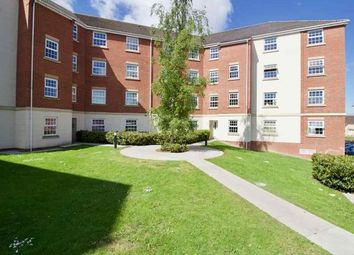 Thumbnail 1 bed flat for sale in 8 Birkby Close, Hamilton, Leicester