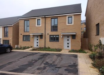 Thumbnail 3 bed semi-detached house for sale in Acorn Drive, Lyde Green