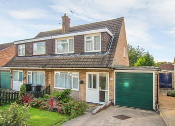 3 bed semi-detached house for sale in Hunter Road, Arnold, Nottingham NG5