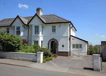 Thumbnail 3 bed semi-detached house for sale in Bronwydd Road, Carmarthen, Carmarthenshire