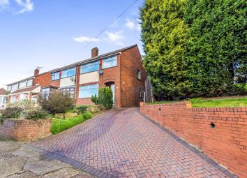 Thumbnail 3 bed semi-detached house for sale in Dibdale Road, Dudley