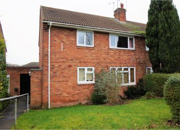 Thumbnail 1 bed maisonette for sale in White Oak Drive, Finchfield, Wolverhampton