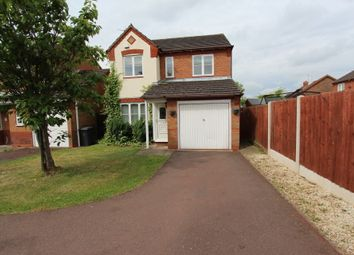 Thumbnail 3 bedroom detached house for sale in Gowan Close, Chilwell