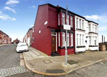 Thumbnail 2 bed end terrace house for sale in South Hill Road, Liverpool, Merseyside