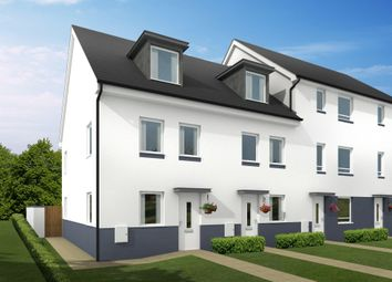 "Thumbnail 3 bed detached house for sale in ""Neyland"" at Morfa Shopping Park, Brunel Way, Swansea"