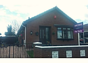 Thumbnail 3 bed detached bungalow for sale in Mossbank Avenue, Glasgow