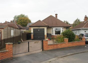 Thumbnail 2 bed detached bungalow for sale in Highfields, Barrow Upon Soar, Loughborough