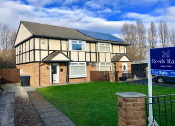 2 bed semi-detached house for sale in Bruntons Manor Court, Middlesbrough TS3