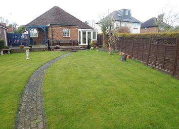 Thumbnail 3 bedroom detached bungalow for sale in Great North Road, Eaton Socon, St. Neots