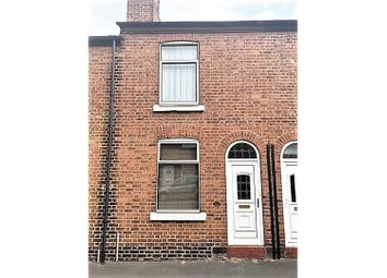 Thumbnail 2 bed terraced house for sale in Regent Street, Northwich