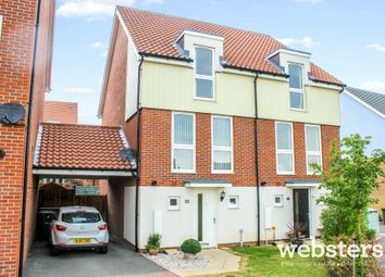 Thumbnail 3 bed semi-detached house to rent in Queens Hills, Norwich