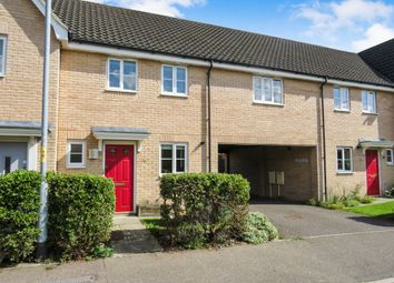 Thumbnail 3 bed property for sale in Holly Blue Road, Wymondham
