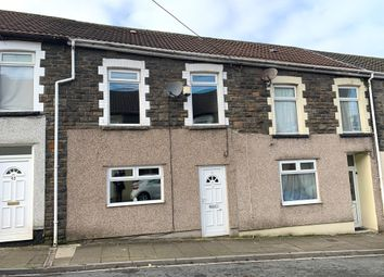 Thumbnail 3 bed terraced house for sale in Richard Street, Cilfynydd, Pontypridd