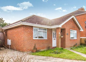 Thumbnail 2 bed detached bungalow for sale in Shorts Road, Fair Oak, Eastleigh