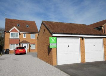 Thumbnail 5 bed detached house for sale in Armstrong Drive, Willington, Co Durham