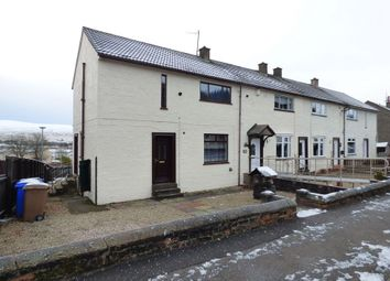 Thumbnail 4 bed terraced house for sale in Meanlour Drive, Muirkirk, Cumnock